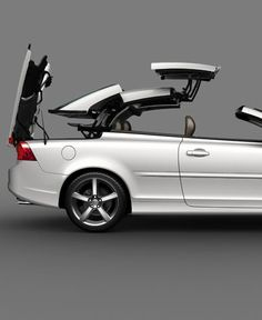 "C70 Convertible - Volvo C70 Coupe - Hardtop Convertible | Clearly this one falls into the ""Lease a fun car"" category."