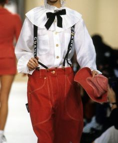 bleachyourself: Chanel SS94