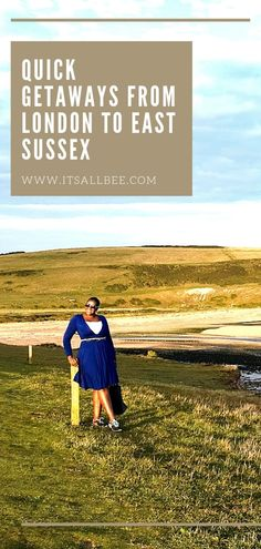 Weekend Getaway In Seven Sisters East Sussex   Exploring South Downs Trails    - Exploring The Beautiful English Country Side. Can Also Be Done As A Day Trip From London. ItsAllBee