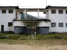 Abandoned Places - Two abandoned prisons in Brazil