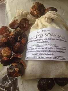 "<p><span style=""font-family:arial narrow;""><span style=""color:#006400;""><span style=""font-size:16px;"">I love soap nuts! They can clean anything even your hair! The are a safe and natural and perfect for the extremely sesnetive head and scalp. Try this DIY pack to create your own light and healthy shampoo. </span></span></span></p>"