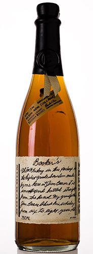 Booker's Bourbon: $44.99