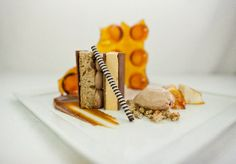 Pastry Chef Kim Yelvington Tampa, FL - Recipe Beauty.  http://www.valrhonaprofessionals.com/caramelia.html