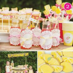 lemonade stand party ideas | Party of 5} Reptile Party, Lemonade Stand, Enchanted, Tiffany Bridal ...