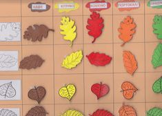 Fall Projects, Projects To Try, Fall Crafts, Activities For Kids, Deco, Blog, Maths, Kindergarten, Education