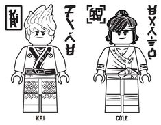 Here are LEGO Ninjago Movie printable activities to be used for parties or just fun. Ninjago Team Printable Coloring Page Nya and Zane Printable Coloring Page Kai and Cole Printable Coloring Page Lloyd and Jay Printable Coloring Page Master Wu and Garmadon Printable Coloring Page Garmadon Printable Coloring Page Can You Spot the Ninjago Warriors? …