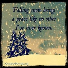 [ First Snow Quotes Quotesgram ] - Best Free Home Design Idea & Inspiration Snow Quotes, Winter Quotes, Me Quotes, I Love Snow, I Love Winter, Winter Snow, Winter Start, Winter Walk, Great Quotes