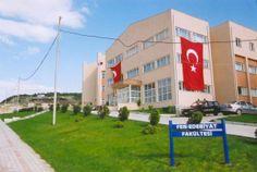 Çanakkale Onsekiz Mart Üniversitesi - Terzioğlu Yerleşkesi - Fen Edebiyat Fakültesi