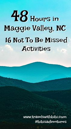 48 Hours in Maggie Valley, NC ~ 16 Must-Do Activities, When visiting Maggie Valley, North Carolina, choose from these 16 tried and true activities to help you get the most out of your time away from home. Maggie Valley Cabins, Maggie Valley Nc, Maggie Valley North Carolina, Carolina Usa, Lake Junaluska, Bryson City Nc, Tennessee Vacation, Smoky Mountain National Park, Blue Ridge Parkway