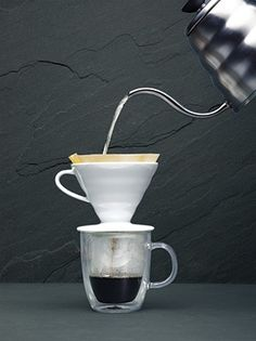 Best for Purists: Hario V60 Ceramic Dripper
