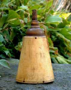 19th century Powder Horn
