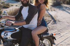 babes on bikes.