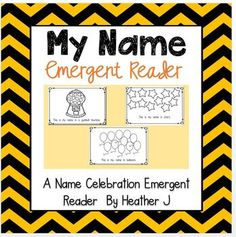 Name practice beginning of the year activity perfect for back to school, names, and all about me units Who doesn't love to write their name over and over again?Each page features a fun way for your students to celebrate their name by writing it inside different fun pictures. There are 10 pages in t... Name Practice, Emergent Readers, Google Classroom, My Name Is, Special Education, Language Arts, Back To School, Cool Pictures, Students