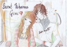 Leiner Laura - A Szent Johanna Gimi - Képgaléria - Rajzok Book Writer, Son Luna, Love Book, Book Worms, Writers, Hobbies, My Favorite Things, Books, Anime