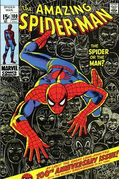 The Amazing Spider-Man (Vol. 1) 100 (1971/09) 4/12/2016 ®....#{T.R.L.}