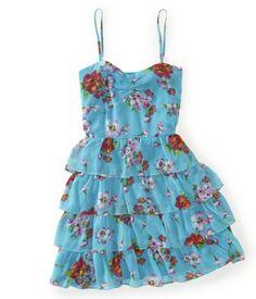 Printed Cha Cha Dress