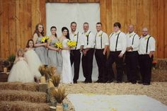 Country summer wedding @apatterson1845