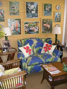 Web Exclusive: Betsy Speert's Tropical Florida Home | Traditional Home