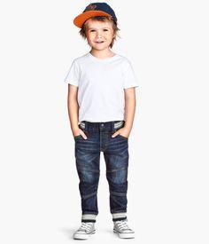 Boy's Loose Jeans   H&M US