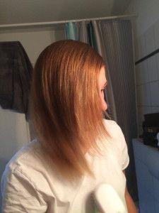 Braun Satin Hair