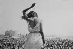 Dennis Stock // Venice Beach Rock Festival, Los Angeles // 1968