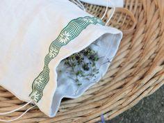Vrecko na bylinky