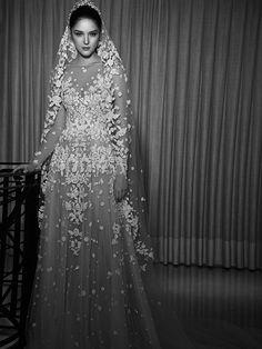 Véu de noiva | Como usar véus decorados - Portal iCasei Casamentos