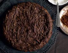 Helpoin suklaakakku