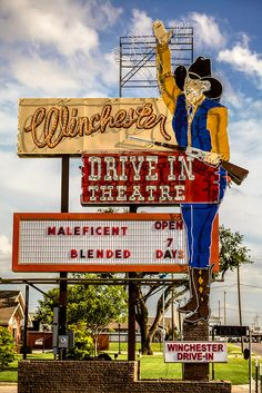 Winchester Drive-In | Flickr - Photo Sharing!