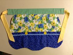 Smaller half apron for older little girls or petite adults