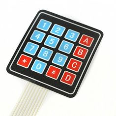 Picture of Keypad With Arduino Without Using Keypad library (First Tutorial)