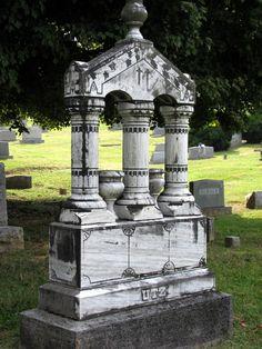 Blue Country Magic: Godwin Cemetery ~ Fincastle, VA ~ Photo by Anita