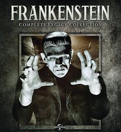 Classic Monster Movies 1 - Frankenstein Saga