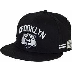Cayler & Sons Crooklyn Cap black/white ★★★★★