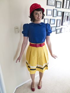 Ahh, this would be so adorable for Dapper Day!