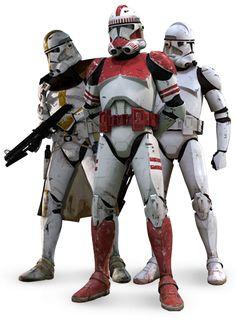 StarWars.com | clone troopers