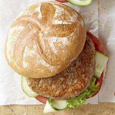 10 chicken burger recipes