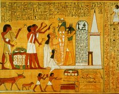 Colours of Egypt -- Egyptian Mythology -- Ancient Colour Healing.