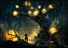 Finnish artist Tuomas Korpi (part 1) | fantasy art | art illustration graphics by 2d art