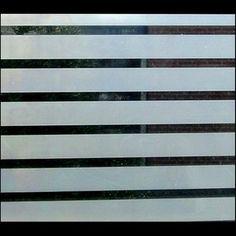 Raamfolie strepen (Office) Linea Fix