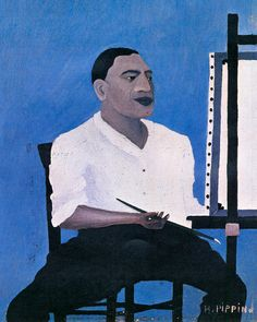 Self-Portrait by Horace Pippin | Art Posters & Prints