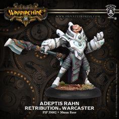 Scyrah Retribution Warcaster Kaelyssa Night/'s Whisper Warmachine BNIB