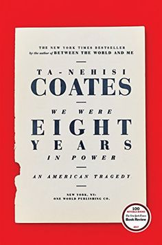 We Were Eight Years in Power: An American Tragedy One World https://www.amazon.ca/dp/0399590560/ref=cm_sw_r_pi_awdb_t1_x_T5t2AbR8ZKFP6