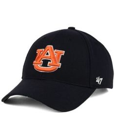 '47 Brand Auburn Tigers Mvp Cap - Blue Adjustable