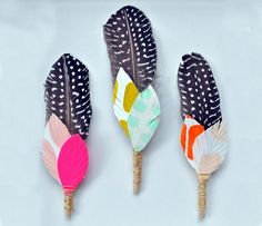 An Amazing Hobby of painted feathers (10)