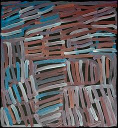 Minnie Pwerle  2000  Synthetic polymer paint on Belgian linen  68 x 62 cm  $5,000 AUD