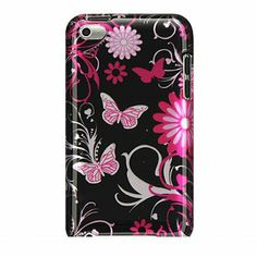 Premium Design Hard Crystal Case Cover for Apple iPod Touch 4G, 4th Generation, 4th Gen - Pink Butterfly Print Luxmo http://www.amazon.com/dp/B00463EVDY/ref=cm_sw_r_pi_dp_I3GQtb0KNKKCVA6H