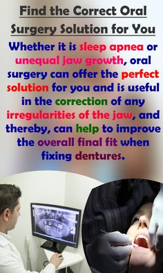 In some patients, the lower and upper jaws do not grow properly. This can cause difficulties related to breathing, swallowing, eating, and speaking. While some issues, such as improper teeth alignment, can be corrected using orthodontic appliances such as braces, other more serious oral problems warrant oral surgery ##oralsurgeon #surgery #dental #VernonBC #canada.