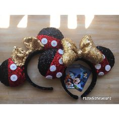 A personal favorite from Etsy https://www.etsy.com/listing/468961231/mickey-minnie-ears