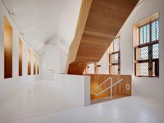 Stedelijk Museum Hof Van Busleyden, Mechelen - dmvA architecten